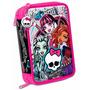 Cartuchera 3 Pisos Monster High Original ... En Magimundo !
