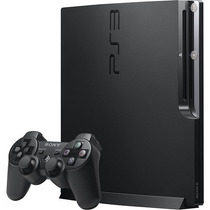 Consola Playstation 3 Slim + Dualshock Ps3 + Accesorios