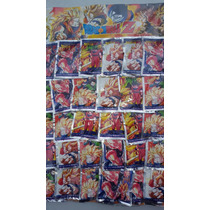 Dragon Ball Z Serie Tv Muñecos Pack X 30