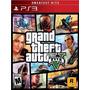 Gta 5 Ps3 Fisico Grand Theft Auto V En Caja Sellada La Plata