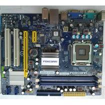 Tarjeta Madre Foxconn G41mxe Ddr3 Socket 775 + Dual Core