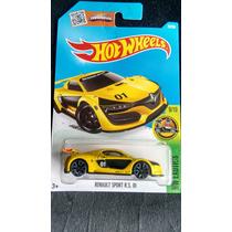 Carrinho Hot Wheels Renault Sport R.s.01 Coleção 2016