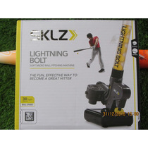 Sklz Maquina Pitcheo Lightning Bolt Pro Machine Baseball