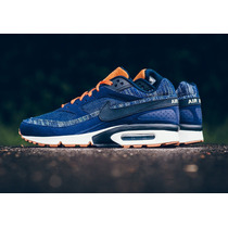 Zapatillas Nike Air Max Bw Denim. Hombres. 100% Original