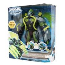 Max Steel Toxzon Garras Tóxicas Mattel