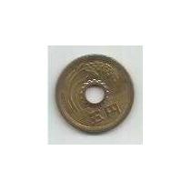 159 - Moeda Japão - 5 Yens
