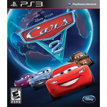 Cars 2 Playstation 3 - Jogo Infantil Carros 2 Midia Fisica