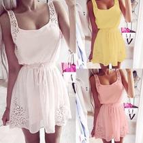 Vestido Importado Lindo Confortável Lançamento Verão 2017