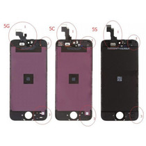 Pantalla Display Iphone 5s 5g 5c 5 Lcd Touch Marco + Kit