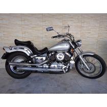 Drag Star 2005 Prata, 14.000km Maravilhosa Moto R$15.990,00