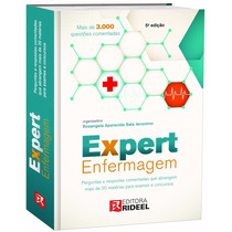 Expert De Enfermagem - Com Cd-rom Rideel 5ª Edição