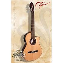 Fonseca 41k Guitarra De Estudio C/ Corte Y Media Caja Daiam