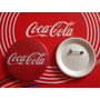 Bóton Pin Coca-cola Vendedores Das Olimpiadas Rio 2016