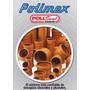 Caño 110 Mm X 4mts Ppc-r Cloacas Pluvial Poliseal - Polimex