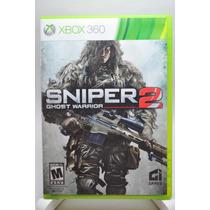 Sniper 2 Ghost Warrior Xbox 360