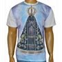 Linda Camiseta De Nossa Senhora Aparecida - Camisa