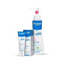 Kit Mustela Hydrabebê Hidratante Corporal + Facial