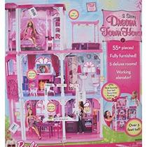 Juguete Barbie 3 Historia Del Sueño Casa Playset Adosado W