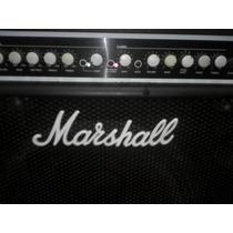 Amplificador De Bajo Marshall Mb150 Con Footswich Excelente