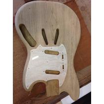 Corpo Guitarra Modelo Fender Mustang