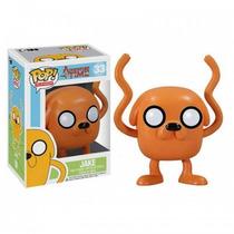 Jake Hora Da Aventura Adventure Time Pop Vinyl Funko