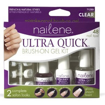 Kit De Gel Ultra Rápido Nailene