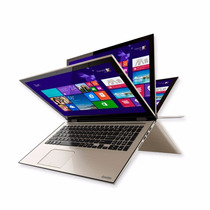 Notebook Toshiba Intel Core I7 15,6 12gb 1tb Windows Touch