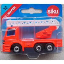 Siku * Camiones Y Omnibus A Escala 1/87 $130 C/u