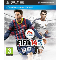 Fifa 14 Ps3 + Pase Online Zona Games :)