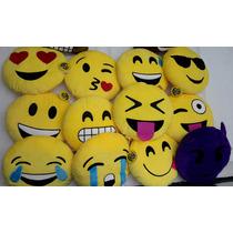 Cojin Emoji Emoticon Facebook Whatsapp 35cm Importado