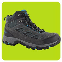 Zapatillas Botas Hi-tec Logan Waterproof Trekking Outdoor
