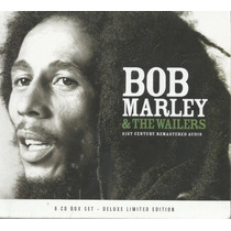 Box- Bob Marley & The Wailers- 21st Century Remastered-6 Cds
