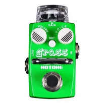 Pedal Overdrive Hotone Mod. Sod-1 Grass