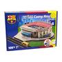 Maqueta 3d Camp Nou Barcelona Jugueteria El Pehuen