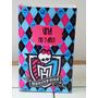 35 Bolsitas Cumpleaños 21x15x5 Monster High Zona Sur Lomas