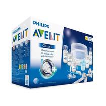 Esterilizador Y Teteros Philips Avent Classic+ Set Newborn