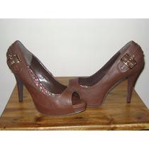 Zapatos Marrones Marca Atrevida