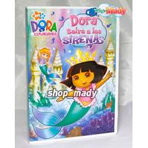 Dora La Exploradora - Dora Salva A Las Sirenas Dvd Reg. 1, 4