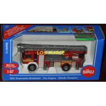 Siku 1841 Fire Engine Camion Bomberos 1/87 Siku Super