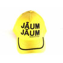 Boné Jaum Made In Roça Original Amarelo Western Wear Country