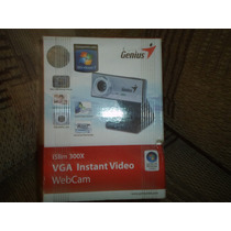 Webcam Vga Instan Video Mca Genius Mod Islim 300x En Caja