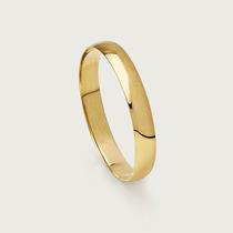 Aliança De Noivado Ou Casamento Em Ouro 18k(750)