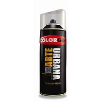 Tinta Spray 400ml Colorgin Arte Urbana Cinza Claro 934