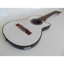 Violão Estilo Chet Atkins Da Gibson, Marca Patrick Luthier.