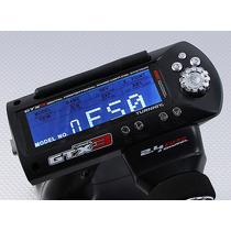 Radio Turnigy Gtx3 2.4 Ghz 3 Canais P/a Auto E Barco