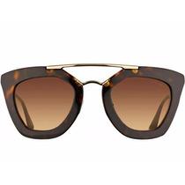 Oculos De Sol Prada Geometric 12x Sem Juros