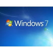 Windows 7 Pro 32/64bits Pack 10 Integradores