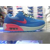 Nuevos Zapatos Air Max De Dama