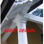 A Columna Cemento Toscana Lisa 2.25 Dorica Fabrica