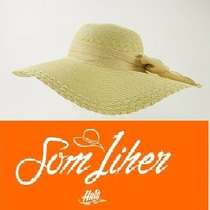 Mayoreo Sombrero Playa P/ Dama Accesorio Moda Envio Gratis